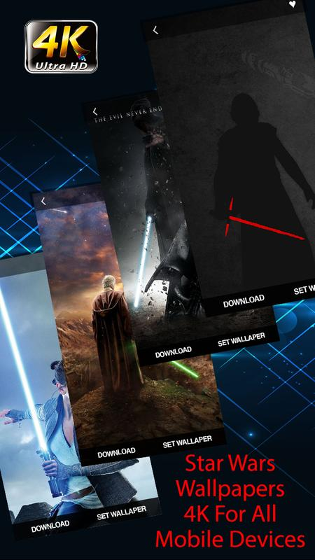 Wallpapers For Star Wars 4k Hd Backgrounds For Android Apk Download