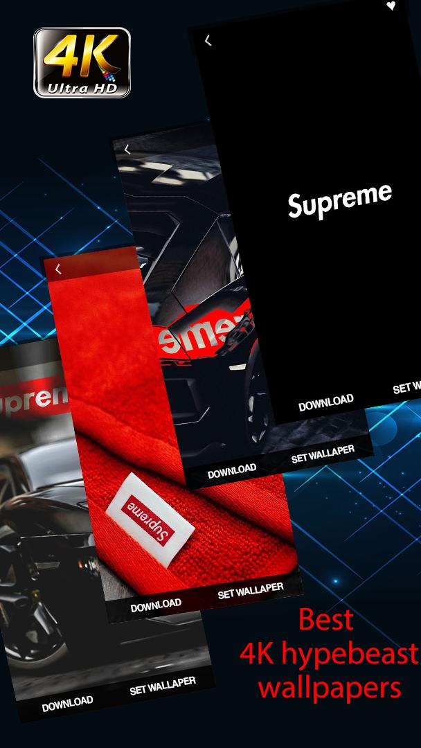Supreme Wallpapers 4k Hd Backgrounds For Android Apk Download
