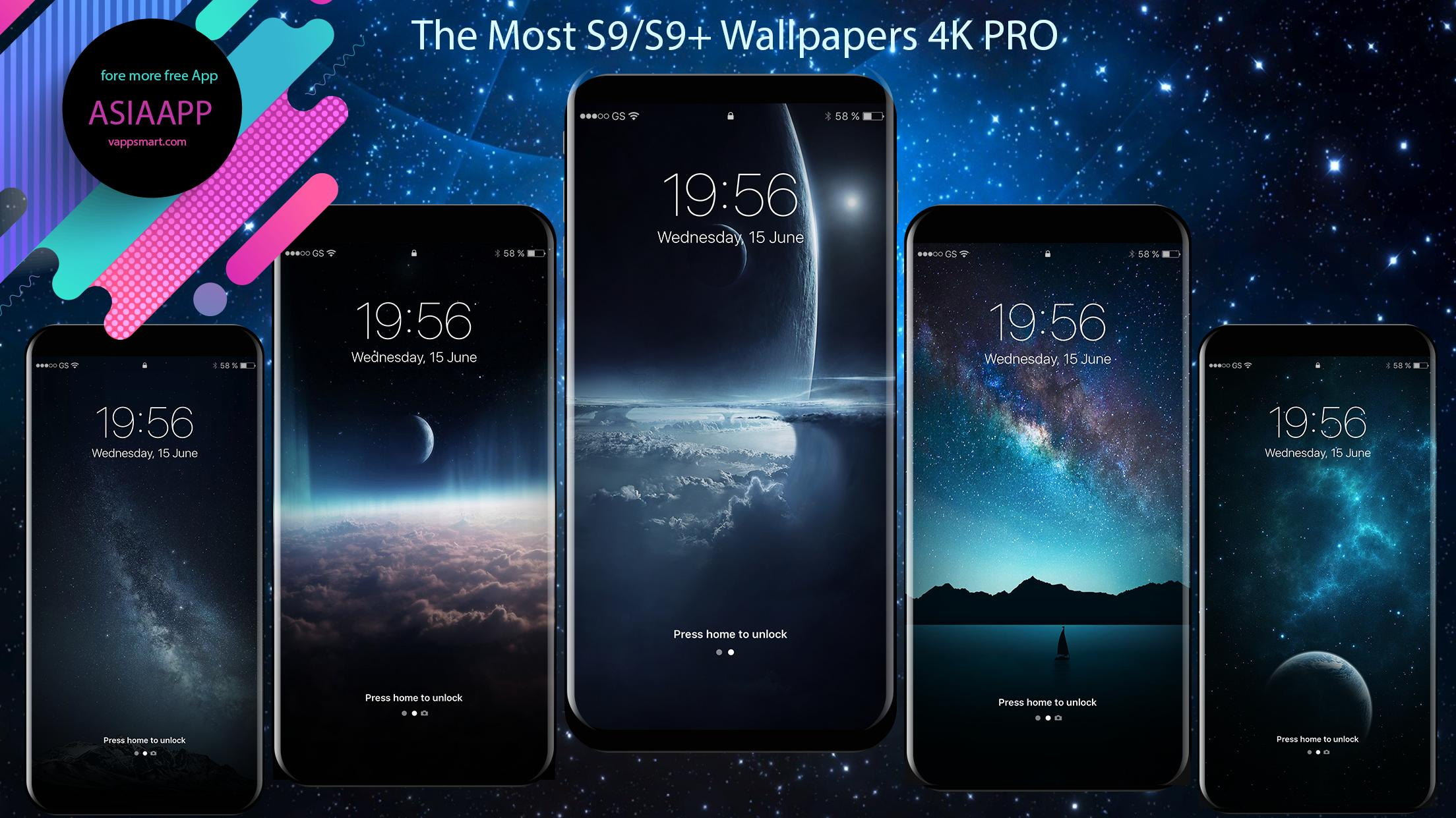 Wallpapers 4k For S9 Backgrounds Ultra Hd For Android Apk Download
