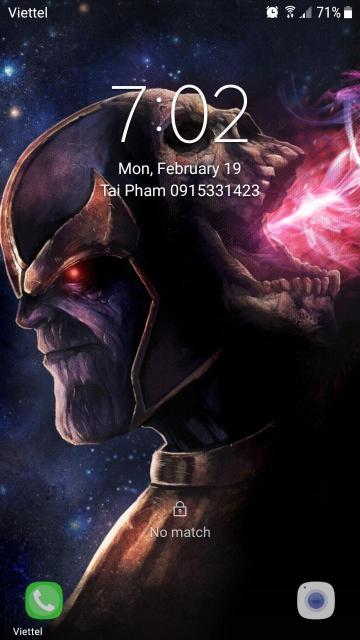 Thanos Infinity War Wallpapers 4k Hd For Android Apk Download
