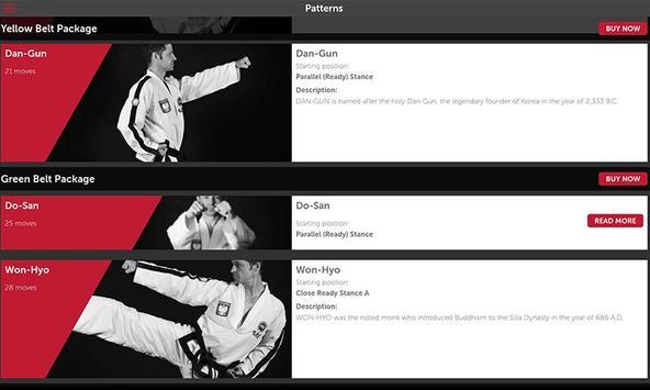 Taekwon-Do ITF Patterns With Master Jaroslaw Suska Ekran Görüntüsü 6