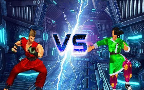 Real Superhero Fighter Ultimate King VS Grand Paul screenshot 4