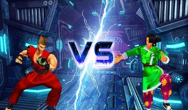 Real Superhero Fighter Ultimate King VS Grand Paul screenshot 7