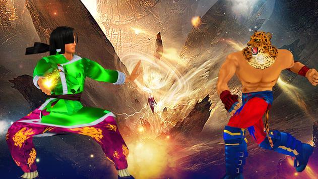 Real Superhero Fighter Ultimate King VS Grand Paul poster