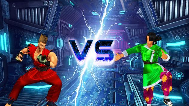 Real Superhero Fighter Ultimate King VS Grand Paul screenshot 1