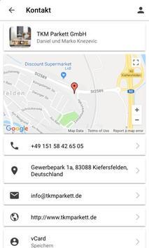 TKM Parkett GmbH screenshot 4