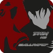 Jin Wallpaper of TKN icon