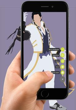 Jin Wallpaper of TKN apk screenshot