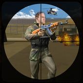 Police Sniper Lone Survivor 3D icon