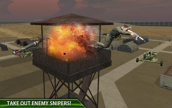 Police Sniper Lone Survivor 3D apk screenshot