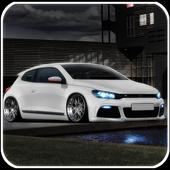 Scirocco Mustang Simulator game icon