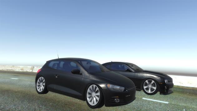 Scirocco Mustang Simulator game screenshot 13
