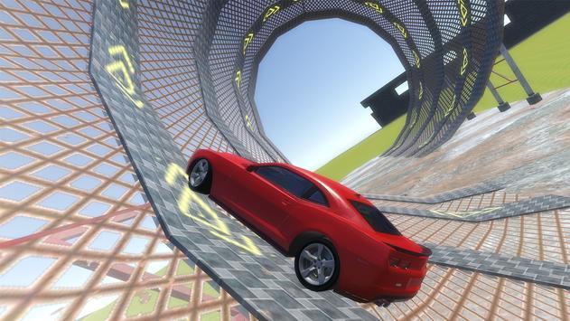 Scirocco Mustang Simulator game screenshot 2