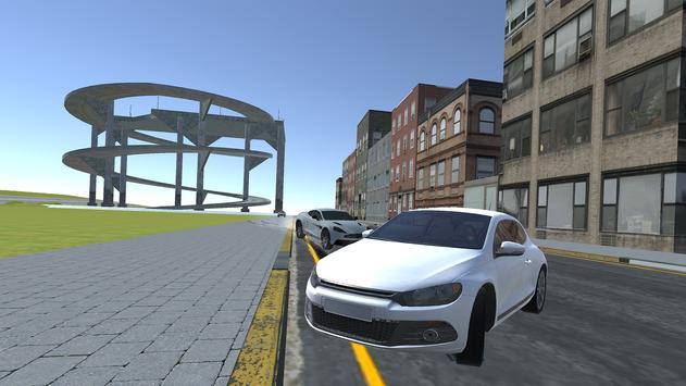 Scirocco Mustang Simulator game screenshot 4