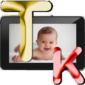 TK Digital Photo Frame icon