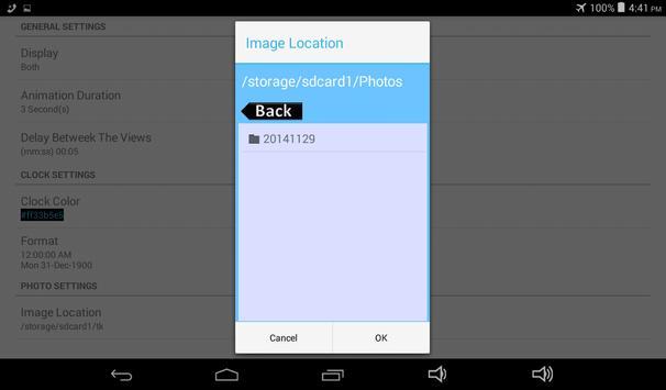 TK Digital Photo Frame apk screenshot