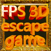 Escape Game FPS 3D  FREE icon