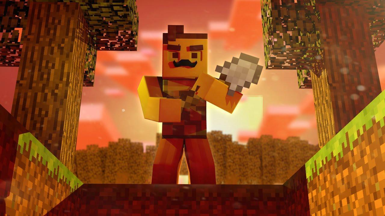 Mod Hello Neighbor For Minecraft Pe For Android Apk Download
