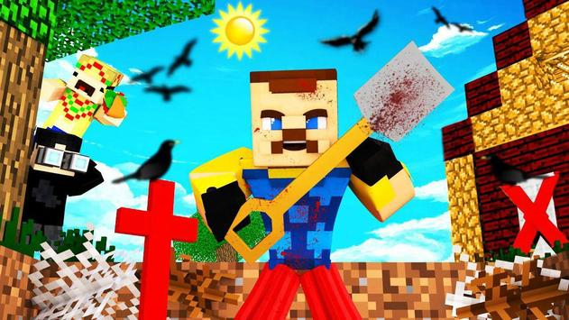 Mod Hello Neighbor for Minecraft PE 1 (Android) - Download APK