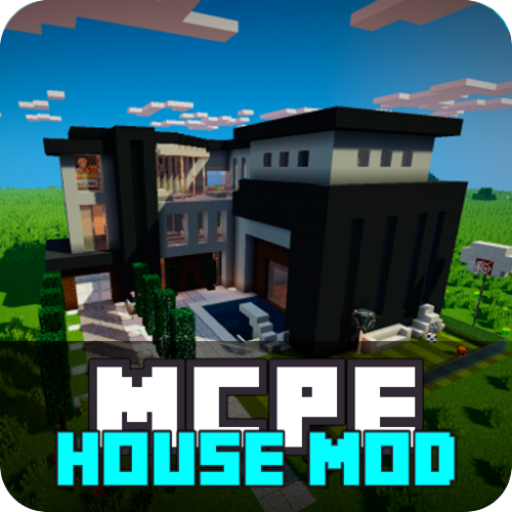 Modern House mod for Minecraft PE APK 1 Download for Android