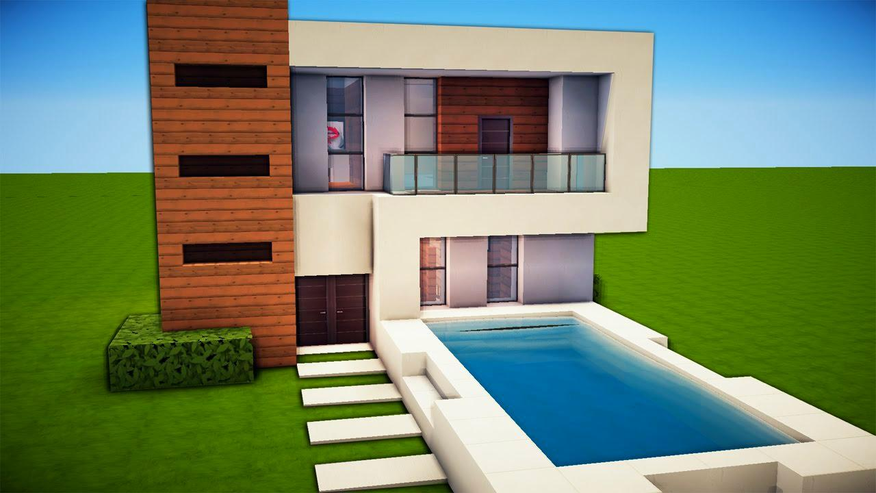 Modern House Mod For Minecraft Pe For Android Apk Download