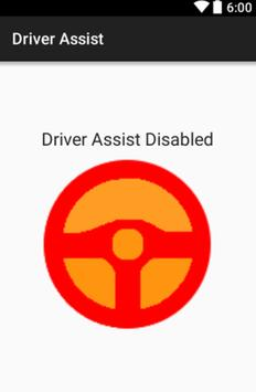 Driver Assist poster