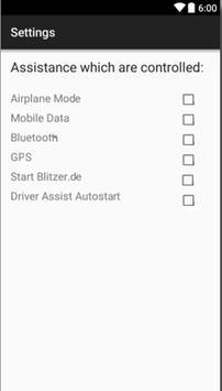Driver Assist screenshot 1