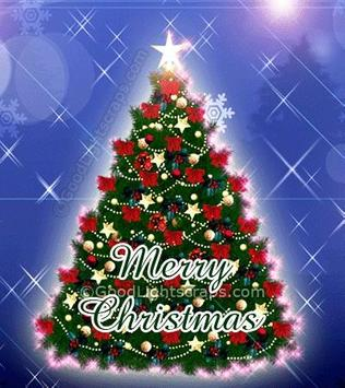 live merry christmas images