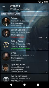 Evanova for eve online apk download free entertainment app for evanova for eve online poster malvernweather Image collections