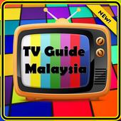 TV Guide Malaysia icon