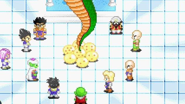 Dragon Warrior The Legacy of Goku 2 poster
