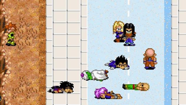 Dragon Warrior The Legacy of Goku 2 screenshot 1