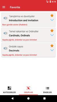 İngilizce öğren screenshot 3