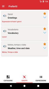 Impara l'inglese Offline screenshot 3