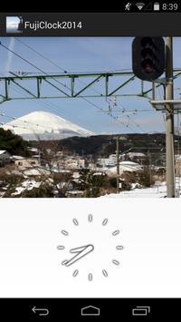 FujiClock2014 poster