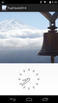 FujiClock2014 apk screenshot