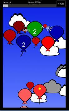 BalloonPop (Unreleased) screenshot 1