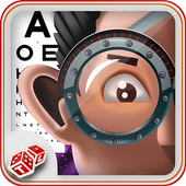 Eye Doctor – Kids Game icon