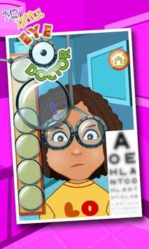 Eye Doctor – Kids Game poster