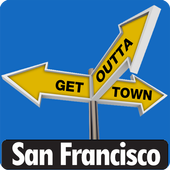 San Francisco - Get Outta Town icon