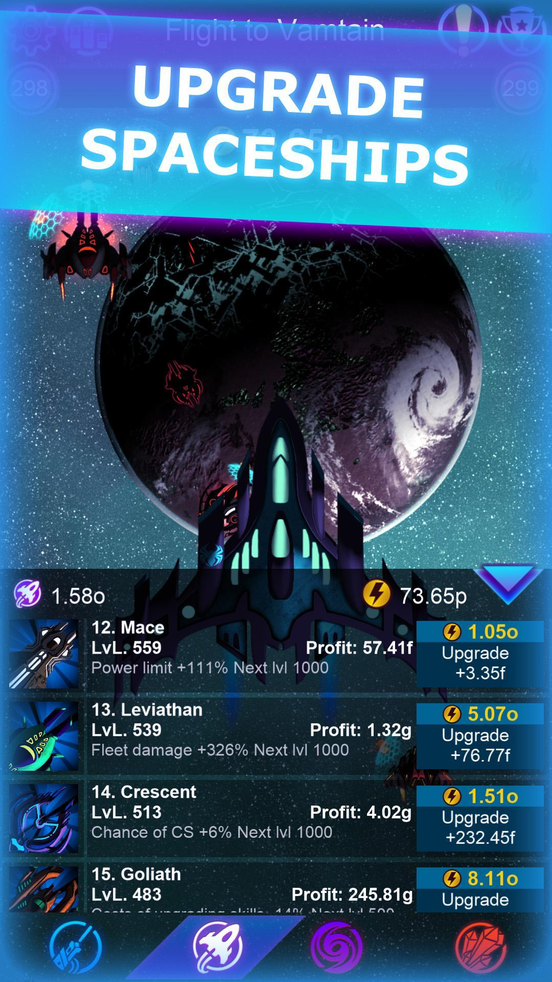 Galaxy Clicker for Android - APK Download
