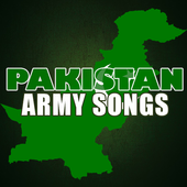 Pakistan Army Songs icon