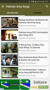 Pakistan Army Songs screenshot 4