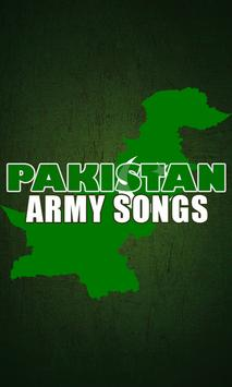Pakistan Army Songs poster