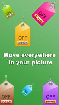 Sale Tag Camera apk screenshot
