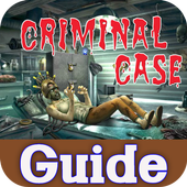 Best Guide for Criminal Case icon