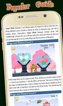 Seasons Guide to Angry Birds screenshot 5