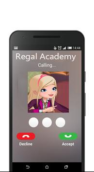 Call From Regal Academy apk screenshot