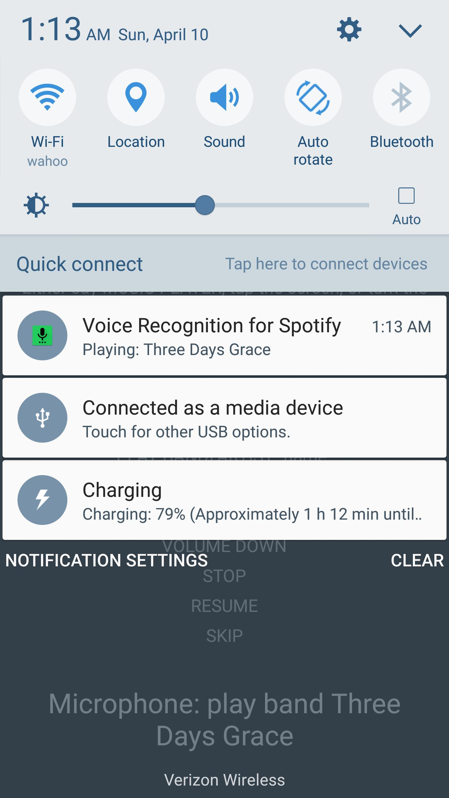 Voice Recognition for Spotify for Android - APK Download