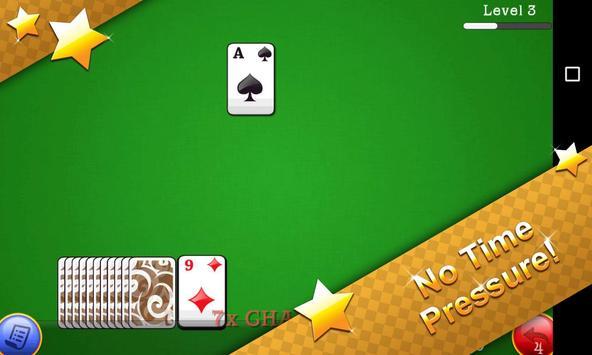 ... Classic Tri Peaks Solitaire apk screenshot ...
